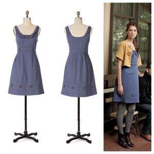 Moulinette Soeurs Blue Dress